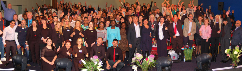 FM Cosmetics UK National Conference, Telford 2013