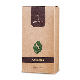 Pure Green Coffee Bags (20x7g)